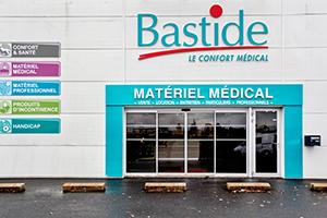 Bastide le Confort Médical Albi façade magasin enseigne
